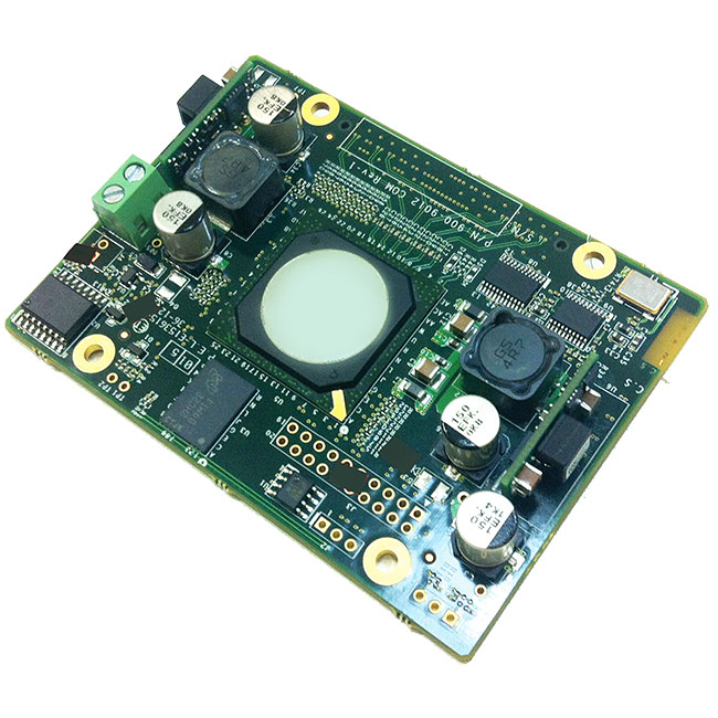 MILTECH 9124 and carrier board